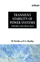 Transient Stability of Power Systems: Theory and Practice (0471942138) cover image