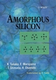Amorphous Silicon (0471982938) cover image