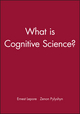 What is Cognitive Science? (0631204938) cover image