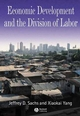 Economic Development and the Division of Labor (0631220038) cover image