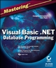Mastering Visual Basic.NET Database Programming (0782152538) cover image