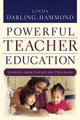 Powerful Teacher Education: Lessons from Exemplary Programs (0787972738) cover image
