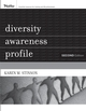 Diversity Awareness Profile (DAP), 2nd Edition (0787988138) cover image