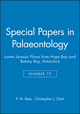 Special Papers in Palaeontology, Number 72, Lower Jurassic Floras from Hope Bay and Botany Bay, Antarctica (0901702838) cover image