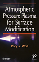 Atmospheric Pressure Plasma for Surface Modification (1118016238) cover image