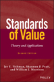 Standards of Value: Theory and Applications, 2nd Edition (1118138538) cover image