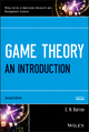 Game Theory: An Introduction, 2nd Edition (1118216938) cover image