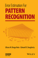 Error Estimation for Pattern Recognition (1118999738) cover image
