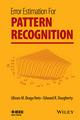 Error Estimation for Pattern Recognition (1118999738) cover image