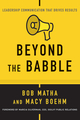 Beyond the Babble: Leadership Communication that Drives Results (1119116538) cover image