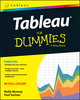 Tableau For Dummies (1119134838) cover image