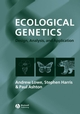 Ecological Genetics: Design, Analysis, and Application (1405100338) cover image