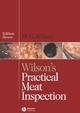 Wilson's Practical Meat Inspection, 7th Edition (1405124938) cover image