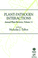 Annual Plant Reviews, Volume 11, Plant-Pathogen Interactions (1405147938) cover image