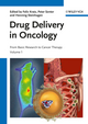 Drug Delivery in Oncology: From Basic Research to Cancer Therapy, 3 Volume Set (3527328238) cover image