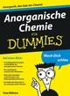 Anorganische Chemie für Dummies (3527658238) cover image