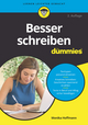 Besser schreiben für Dummies, 2. Auflage (3527810838) cover image