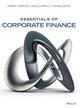 Essentials of Corporate Finance (EHEP002938) cover image