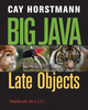 Big Java: Late Objects, Interactive eBook (EHEP003238) cover image