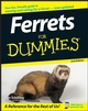 Ferrets For Dummies, 2nd Edition (0470139439) cover image