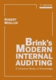 Brink's Modern Internal Auditing: A Common Body of Knowledge, 7th Edition (0470293039) cover image