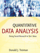 Quantitative Data Analysis: Doing Social Research to Test Ideas (0470380039) cover image