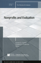 Nonprofits and Evaluation: New Directions for Evaluation, Number 119 (0470412739) cover image