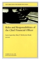 Roles and Responsibilities of the Chief Financial Officer: New Directions for Higher Education, Number 107 (0470643439) cover image