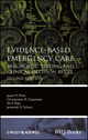 Evidence-Based Emergency Care: Diagnostic Testing and Clinical Decision Rules, 2nd Edition (0470657839) cover image