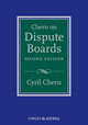 Chern on Dispute Boards, 2nd Edition (0470670339) cover image