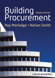 Building Procurement, 2nd Edition (0470672439) cover image