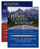 The Change Leader's Roadmap and Beyond Change Management, Two Book Set, 2nd Edition (0470880139) cover image