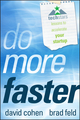 Do More Faster: TechStars Lessons to Accelerate Your Startup (0470929839) cover image