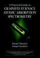 A Practical Guide to Graphite Furnace Atomic Absorption Spectrometry (0471125539) cover image