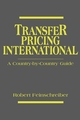 Transfer Pricing International: A Country-by-Country Guide (0471385239) cover image