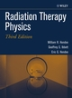 Radiation Therapy Physics, 3rd Edition (0471394939) cover image