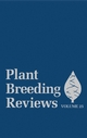 Plant Breeding Reviews, Volume 25 (0471666939) cover image