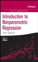 Introduction to Nonparametric Regression (0471745839) cover image