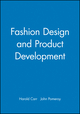 Fashion Design and Product Development (0632028939) cover image