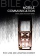 Mobile Communication (0745644139) cover image
