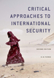 Critical Approaches to International Security, 2nd Edition (0745670539) cover image