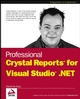 Professional Crystal Reports for Visual Studio .NET (0764544039) cover image