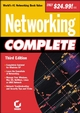 Networking Complete, 3rd Edition (0782141439) cover image