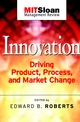 Innovation: Driving Product, Process, and Market Change (0787962139) cover image