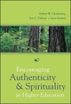 Encouraging Authenticity and Spirituality in Higher Education (0787974439) cover image