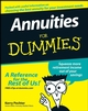Annuities For Dummies (1118051939) cover image