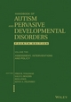 Handbook of Autism and Pervasive Developmental Disorders, Volume 2, Assessment, Interventions, and Policy, 4th Edition (1118107039) cover image