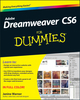 Dreamweaver CS6 For Dummies (1118212339) cover image