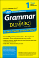 1,001 Grammar Practice Questions For Dummies Access Code Card (1-Year Subscription) (1118849639) cover image