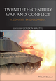 Twentieth-Century War and Conflict: A Concise Encyclopedia (1118884639) cover image